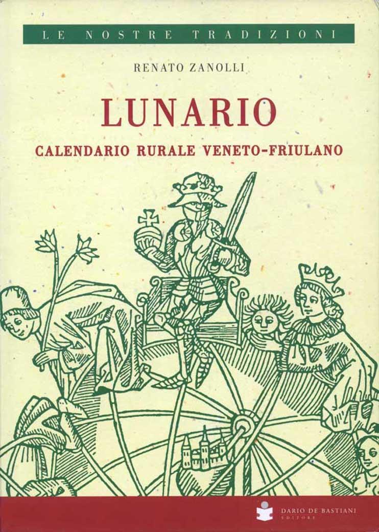 Calendario Veneto.Lunario Calendario Veneto Friulano